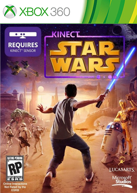 Kinect Star Wars [PAL/RUSSOUND] (LT+2.0)