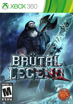 Brutal Legend [GOD/RUS]