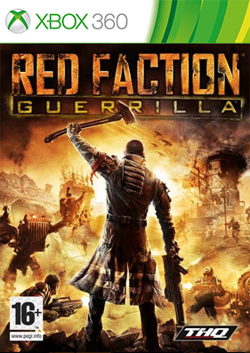 Red Faction: Guerrilla [ISO/REGION FREE/RUSSOUND]