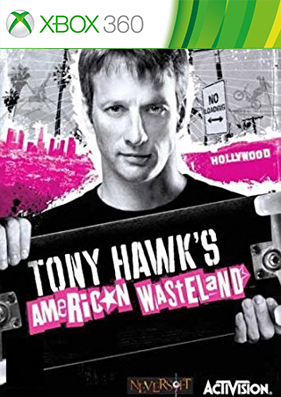Tony Hawk's American Wasteland [FREEBOOT/ENG]