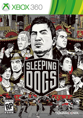 Sleeping Dogs [DLC/FREEBOOT/ENG]