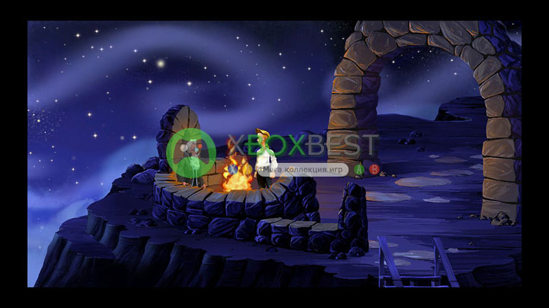 Monkey Island Special Edition [FREEBOOT/RUS]