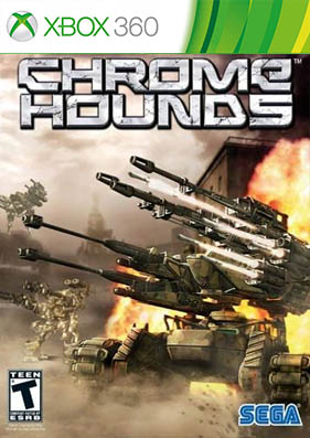 Chromehounds [REGION FREE/RUSSOUND] (LT+1.9 и выше)