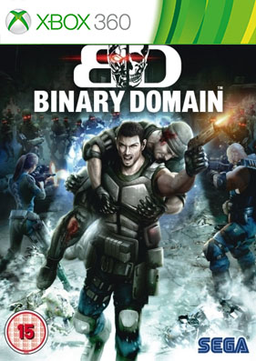 Binary Domain [GOD/FREEBOOT/RUS]