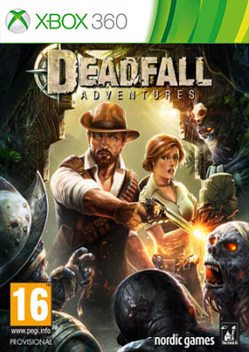 Deadfall Adventures [GOD/FREEBOOT/RUS]
