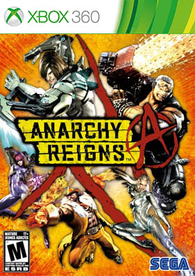 Anarchy Reigns [DLC/FREEBOOT/ENG]