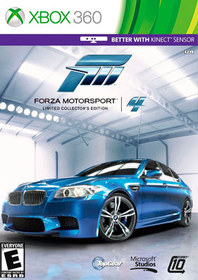 Forza Motorsport 4: Unicorn Cars Edition [GOD/RUS]