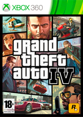 Grand Theft Auto IV [PAL/RUS]