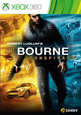 Robert Ludlum's The Bourne Conspiracy [FREEBOOT/RUSSOUND]