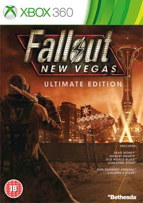 Fallout: New Vegas - Ultimate Edition [DLC/FREEBOOT/RUS]