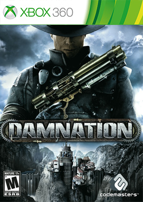 Damnation [REGION FREE/RUS]