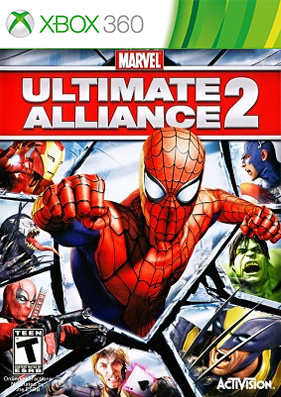 Marvel: Ultimate Alliance 2 [REGION FREE/RUS]