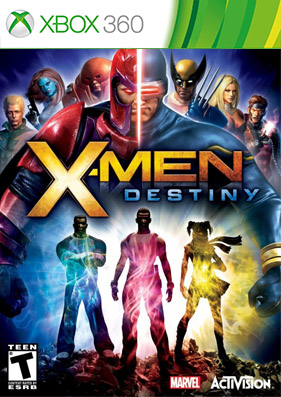 X-Men: Destiny [REGION FREE/RUS] (LT+2.0)