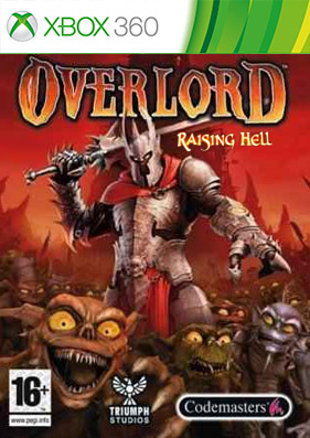 Overlord: Raising Hell [REGION FREE/RUSSOUND]