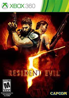 Resident Evil 5 [REGION FREE/RUSSOUND]