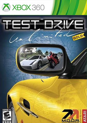 Test Drive Unlimited Gold [FREEBOOT/RUS]