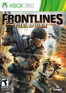 Frontlines: Fuel of War [FREEBOOT/ENG]
