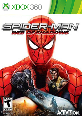 Spider-Man: Web of Shadows [REGION FREE/RUS]