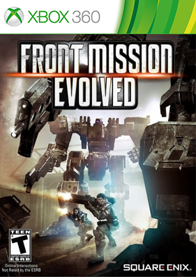 Front Mission Evolved [FREEBOOT/RUS]