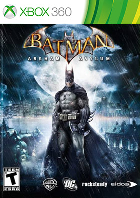 Batman: Arkham Asylum [FREEBOOT/RUSSOUND]