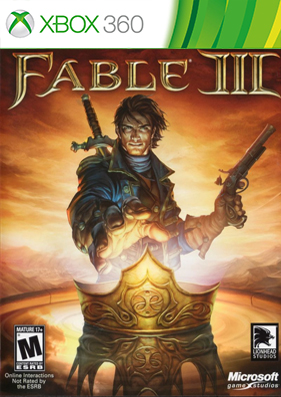 Fable 3 [REGION FREE/RUS] (LT+2.0)