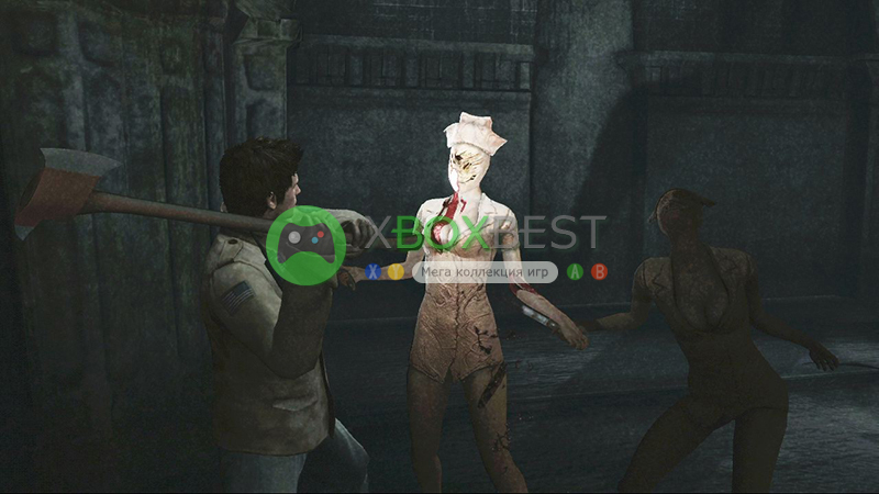 Silent Hill: Homecoming [FREEBOOT/RUS]