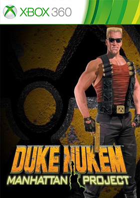 Duke Nukem: Manhattan Project [XBLA/FREEBOOT/ENG]