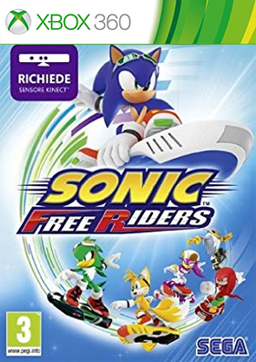 Sonic Free Riders [FREEBOOT/ENG]