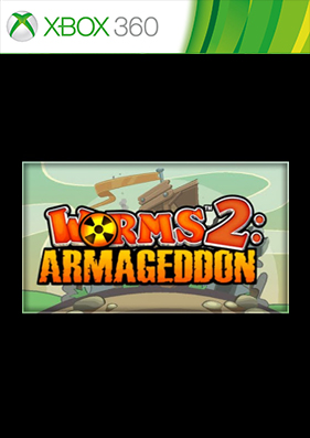 Worms 2: Armageddon [XBLA/FREEBOOT/ENG]