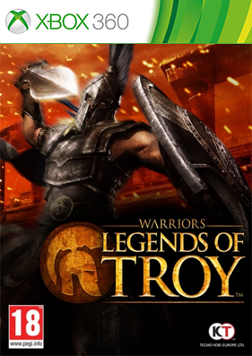 Warriors: Legends of Troy [PAL/RUS] (LT+1.9 и выше)