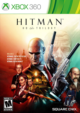 Hitman HD Trilogy [FREEBOOT/ENG]