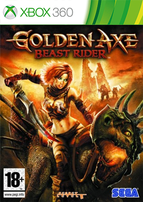 Golden Axe: Beast Rider [FREEBOOT/RUS]