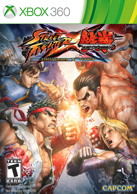 Street Fighter X Tekken [REGION FREE/RUS]