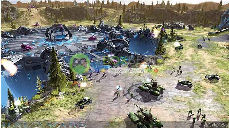 Halo Wars [FREEBOOT/RUSSOUND]