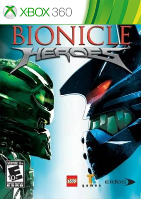 Bionicle Heroes [FREEBOOT/ENG]