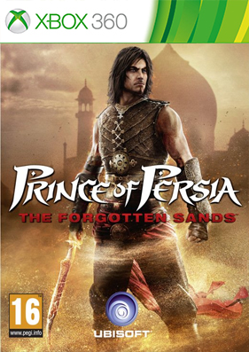 Prince of Persia: The Forgotten Sands [PAL/ISO/RUSSOUND]