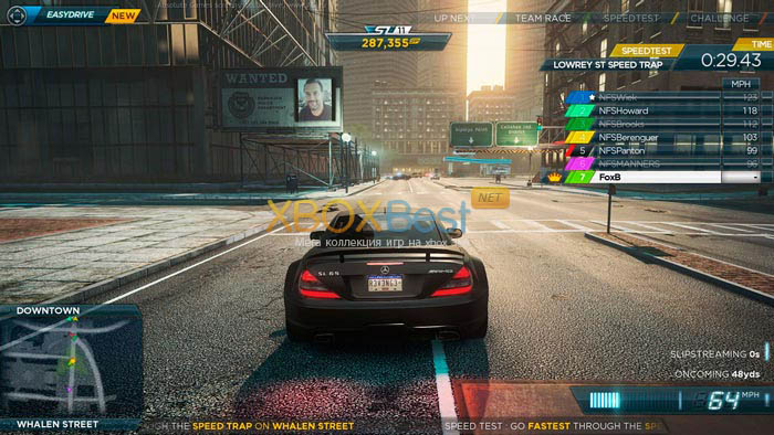 Need For Speed Most Wanted [PAL/RUSSOUND] (LT+3.0)