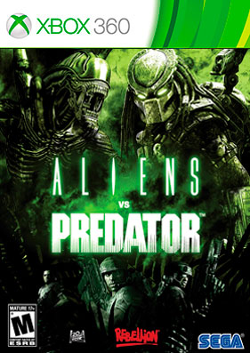 Aliens vs. Predator [PAL/RUSSOUND]