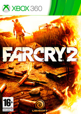 Far Cry 2 [REGION FREE/RUS]