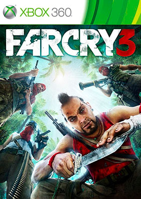 Far Cry 3 [GOD/RUSSOUND]