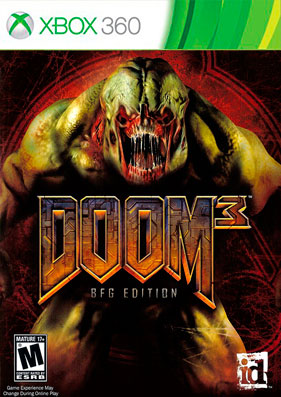 Doom 3 BFG Edition [PAL/RUSSOUND] (LT+3.0)