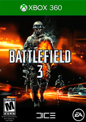 Battlefield 3 [GOD/RUSSOUND]