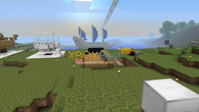 Minecraft: Xbox 360 Edition + more fast DLC + TU22 [DLC]