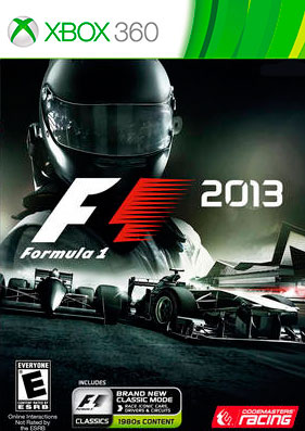 F1 2013 [GOD/RUSSOUND]