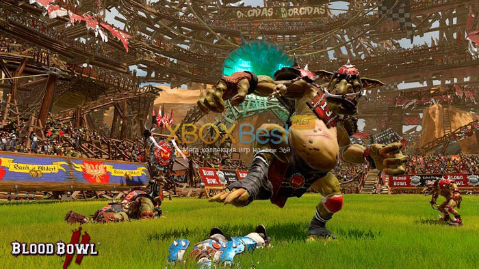 Blood Bowl [JTAG/RUS]