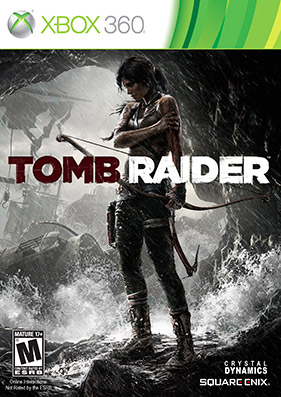 Tomb Raider [DLC/FREEBOOT/RUSSOUND]