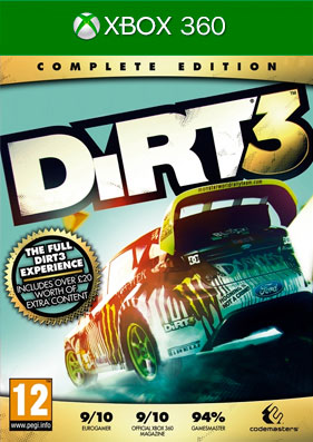 DiRT 3 Complete Edition [REGION FREE/ENG] (LT+3.0)