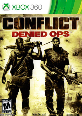 Conflict: Denied Ops [GOD/RUS]