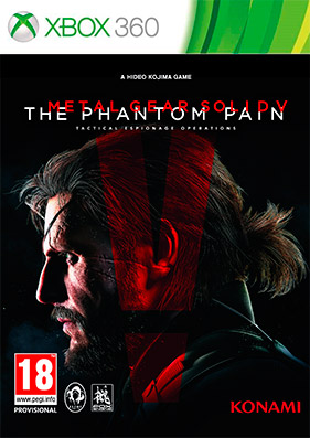 Metal Gear Solid V: The Phantom Pain [REGION FREE/RUS] (LT+3.0)