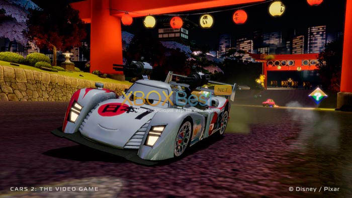 Cars 2: The Video Game [REGION FREE/ENG]